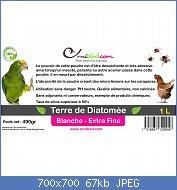 Cliquez sur l'image pour la voir en taille réelle  Nom : terre-de-diatomee-alimentaire-blanche-1l-en-seau-ornibird.jpg Affichages : 6 Taille : 66,9 Ko ID : 121715