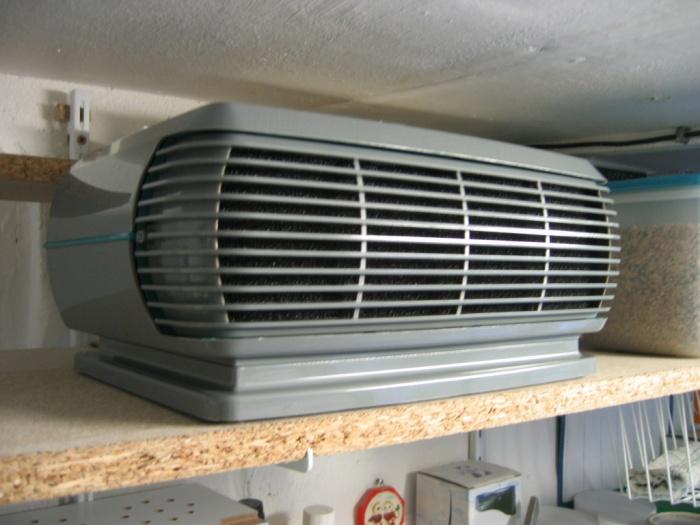 purificateur d 39 air et ionisateur au paradis des canaris. Black Bedroom Furniture Sets. Home Design Ideas