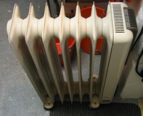 Radiateur lectrique bain d 39 huile au paradis des - Consommation electrique radiateur bain d huile ...